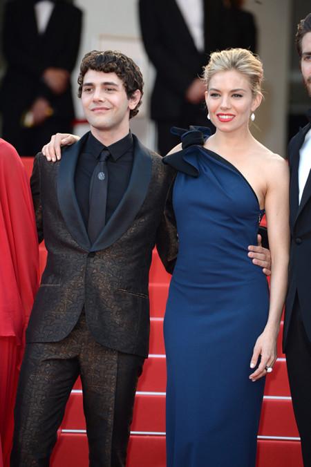 Sienna Miller Cannes 2015 Lanvin 2