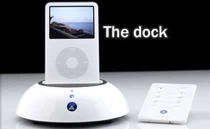 """The Dock"": La visión del dock para iPod de Scandyna"