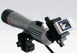 D-Lux 2 con telescopio