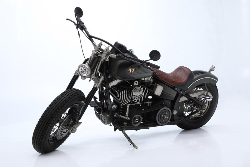 Subastan tres motos del fallecido actor Paul Walker por un valor cercano a los 45.000 euros