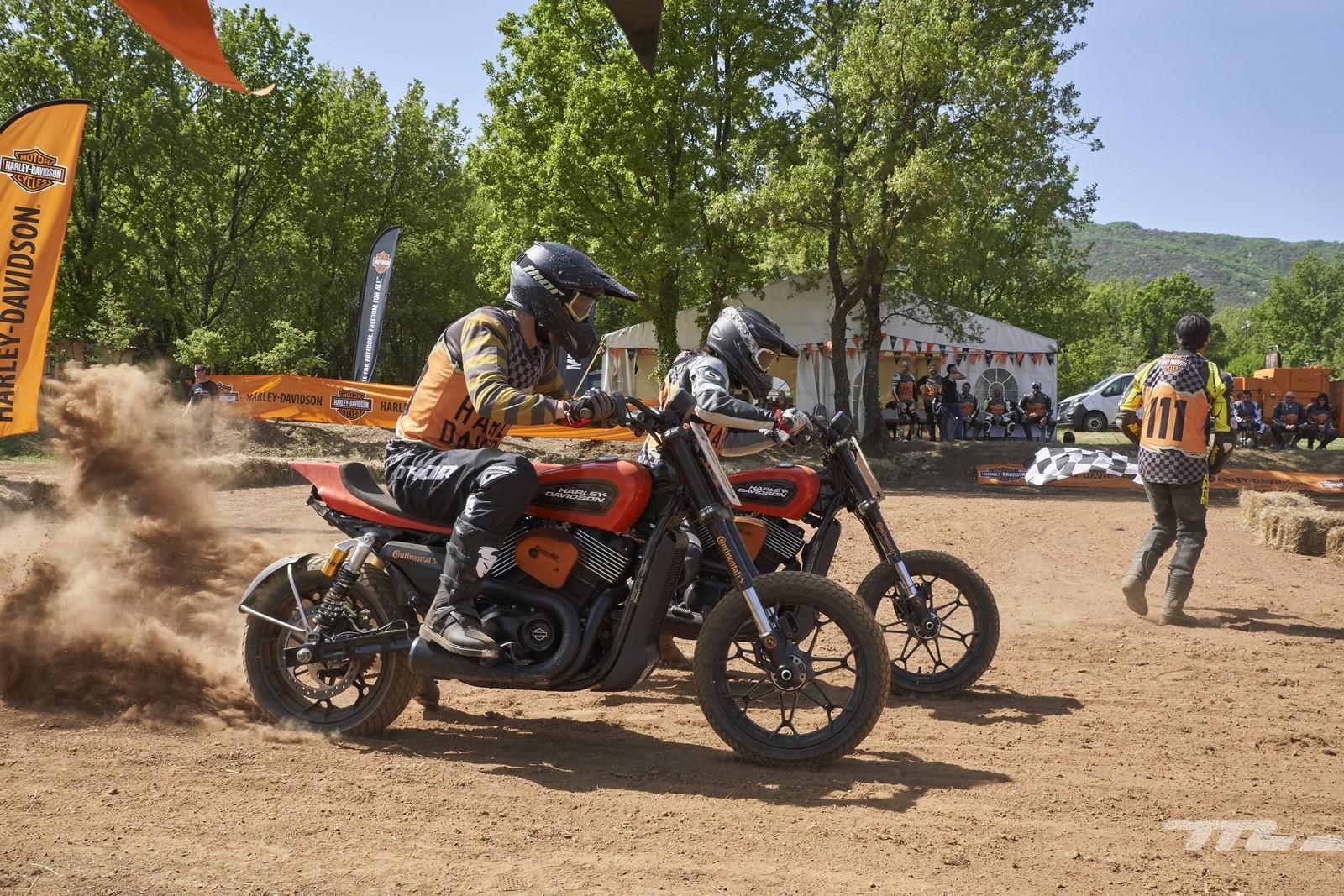 Foto de Harley-Davidson Ride Ride Slide 2018 (9/82)