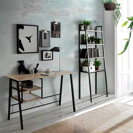 13 mesas de trabajo por menos de 70 euros para montar un despacho ideal...