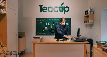 Juan, dueño de Teacup