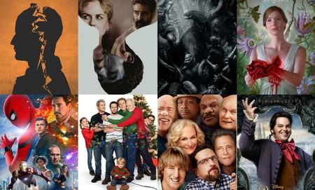 Los 11 mejores carteles de cine de 2017 y 22 horrores que dañan la vista