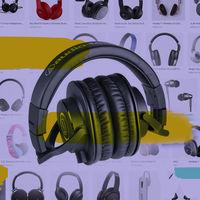 Los 22 mejores auriculares por menos de 100 euros