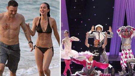 La polémica del espontáneo de Eurovisión, los líos de Lindsay Lohan y mucho más en la semana en Poprosa