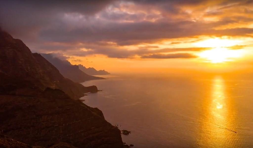 Gran Canaria en timelapse: una isla fascinante