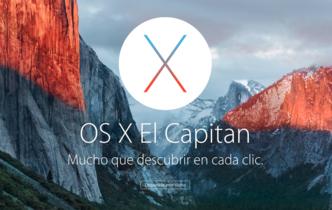 OS X El Capitan avanza hacia su tercera beta pública