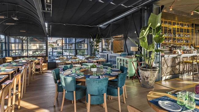 Restaurantes bonitos Madrid