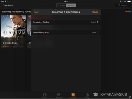 Streaming Downloading