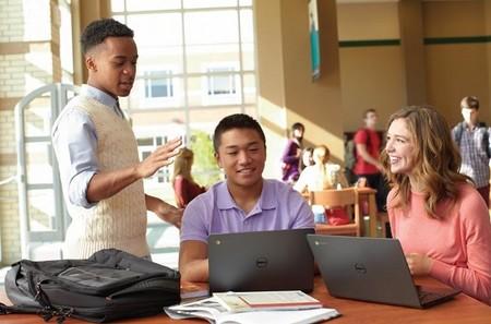 Dell compite en portátiles ChromeOS con Chromebook 11 para estudiantes