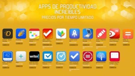A por la productividad. Apple destaca una selección de apps para ayudarte con tus tareas