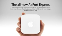 Apple renueva silenciosamente el Airport Express