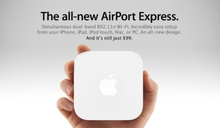 Apple renueva silenciosamente el Airport Express