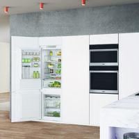 Whirlpool presenta sus nuevos frigoríficos Total No Frost para integración: motor inverter con garantía de 15 años y ruido de 35 dB
