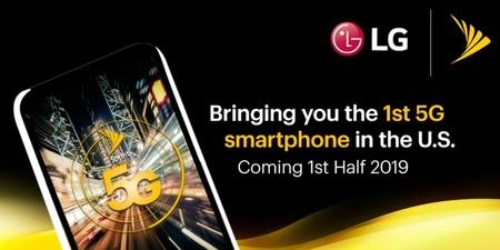 Lg Smartphone 5g Sprint