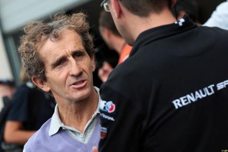 "Alain Prost: ""Ser rápido ya no será suficiente para ganar"""