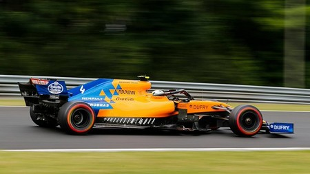 Norris Hungria F1 2019