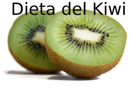 Dieta del kiwi. Análisis de dietas milagro (XXVIII)