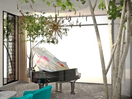 Fans de la música, no podéis dejar de visitar Barceló Imagine: el primer hotel musical de Madrid