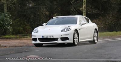 Porsche Panamera S E-Hybrid, prueba (parte 1)