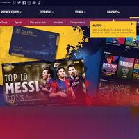 El Barcelona FC lanza 'Barça TV+', su propia plataforma de streaming con partidos en diferido y documentales originales