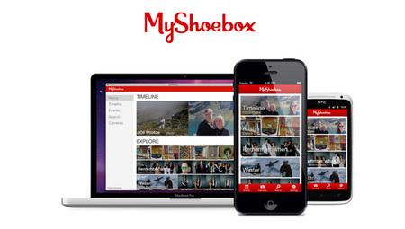MyShoebox: un servicio de backup de tus fotos de forma ilimitada
