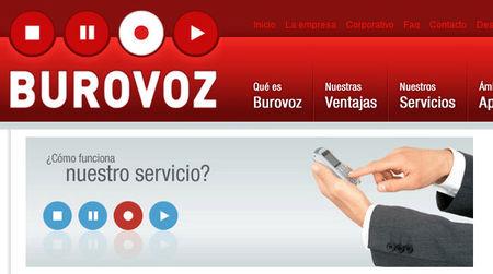 Burovoz, un servicio para certificar tus conversaciones telefónicas