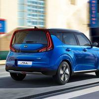 Con hasta 452 km de autonomía y 204 CV el Kia e-Soul quiere seguir democratizando los coches eléctricos
