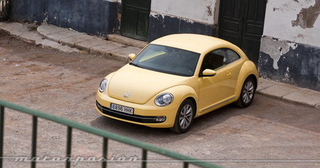 Volkswagen Beetle 1.2 TSI, prueba (equipamiento, versiones y seguridad)