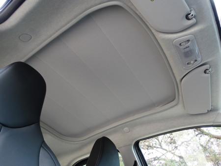Techo Prueba Toyota Aygo Detalles Interiores