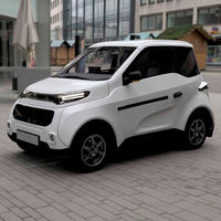 El ruso Zetta promete ser el coche eléctrico más barato del mundo: un precio por debajo de los 6.000 euros y 200 km de autonomía