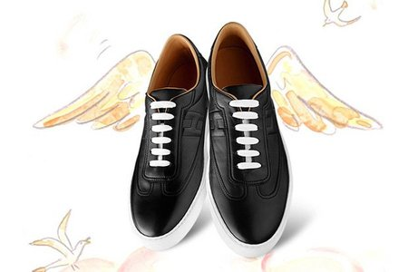 Si algo funciona, para qué cambiarlo: zapatillas Quicker de Hermès