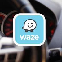 Waze renueva su pantalla de rutas para alertar de los atascos y otras incidencias de la carretera