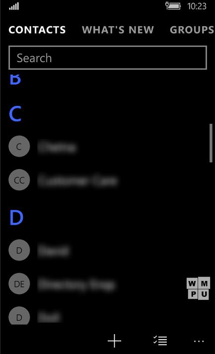 Foto de Windows 10 Mobile build 10240 (41/46)