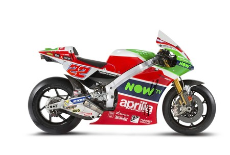 Aprilia Racing Team Gresini Rs Gp 2017 042