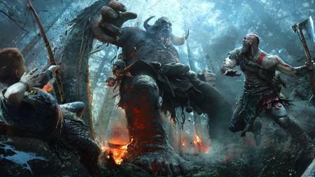 Hemos jugado las tres primeras horas de God of War con el Kratos más bestia en todos los sentidos
