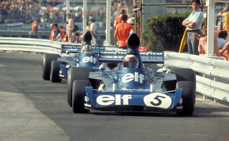 Tyrrell 006 Mónaco 1973