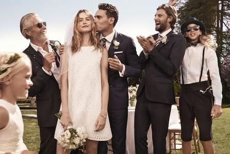 Los Hilfiger celebran una boda