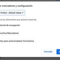 Quiero cambiar de navegador: cómo importar toda tu información guardada desde tu navegador antiguo