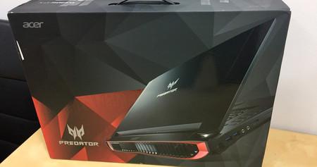 Acer Predator 17X