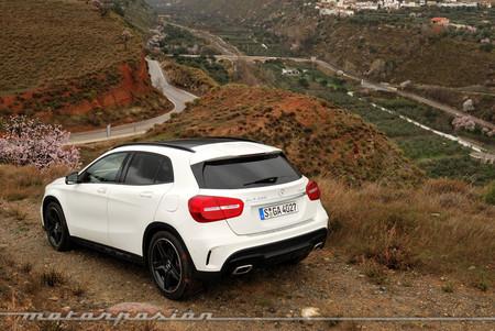 Mercedes-Benz GLA 250 y GLA 220 CDI, toma de contacto