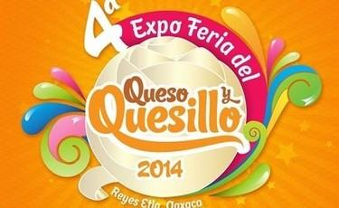 4a Expo Feria del Queso y Quesillo en Reyes Etla, Oaxaca