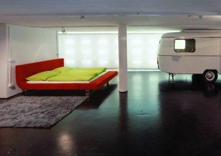 La deconstrucción, de la cocina a los muebles y de los muebles a los hoteles