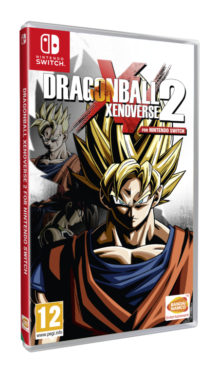 Dragon Ball Xenoverse 2 Son Goku Debutara En Nintendo Switch El 22