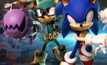 Sonic Forces muestra su Tag System: Sonic y el héroe personalizado juegan al relevo en un nuevo gameplay [GC 2017]