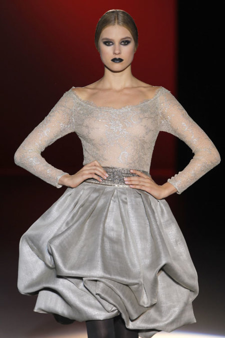 Fashion Week Madrid Otoño-Invierno 2013/2014: Francis Montesinos, Hannibal Laguna y Teresa Helbig