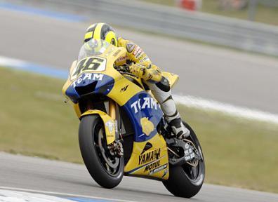 Valentino Rossi Yamaha M1