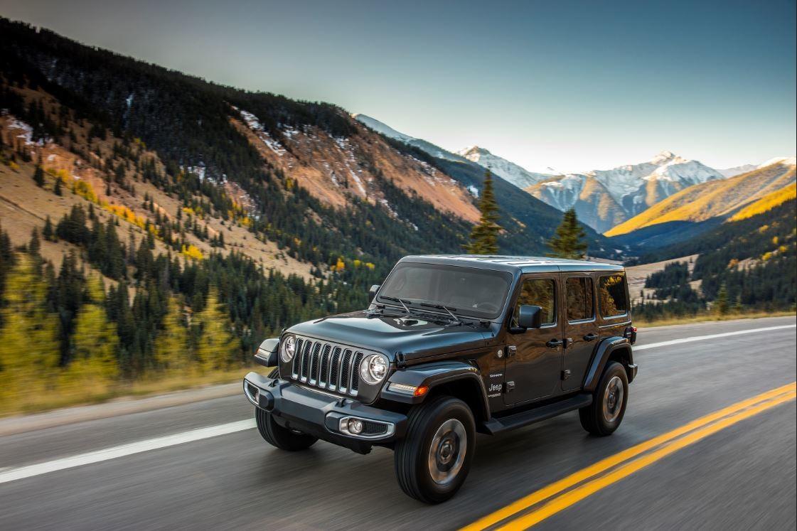 Foto de Jeep Wrangler Mild-Hybrid 2020 (1/18)