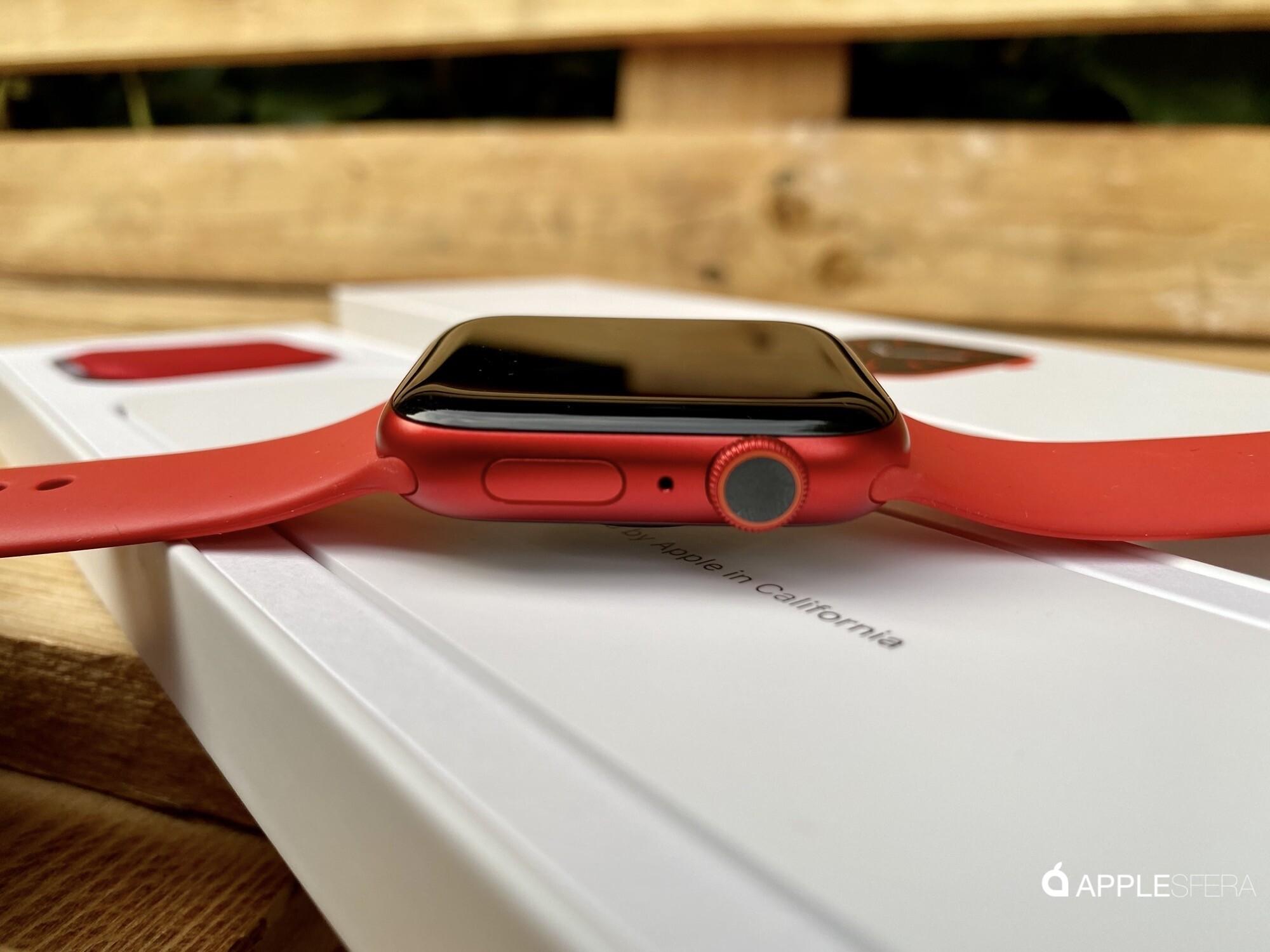 Foto de Apple Watch Series 6 PRODUCT(RED) (20/26)